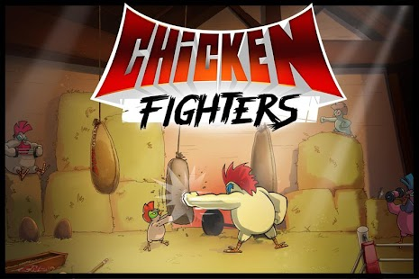 Chicken Fighters Capture d'écran