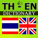 Thai English dictionary icon