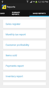 MobileBiz Co - Cloud Invoice- screenshot thumbnail