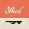 Paul Miller Is Offline logo