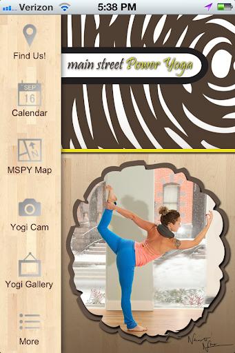 Main Street Power Yoga
