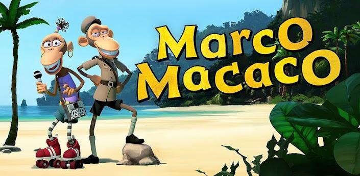 اللعبة الجميلة : Marco Macaco