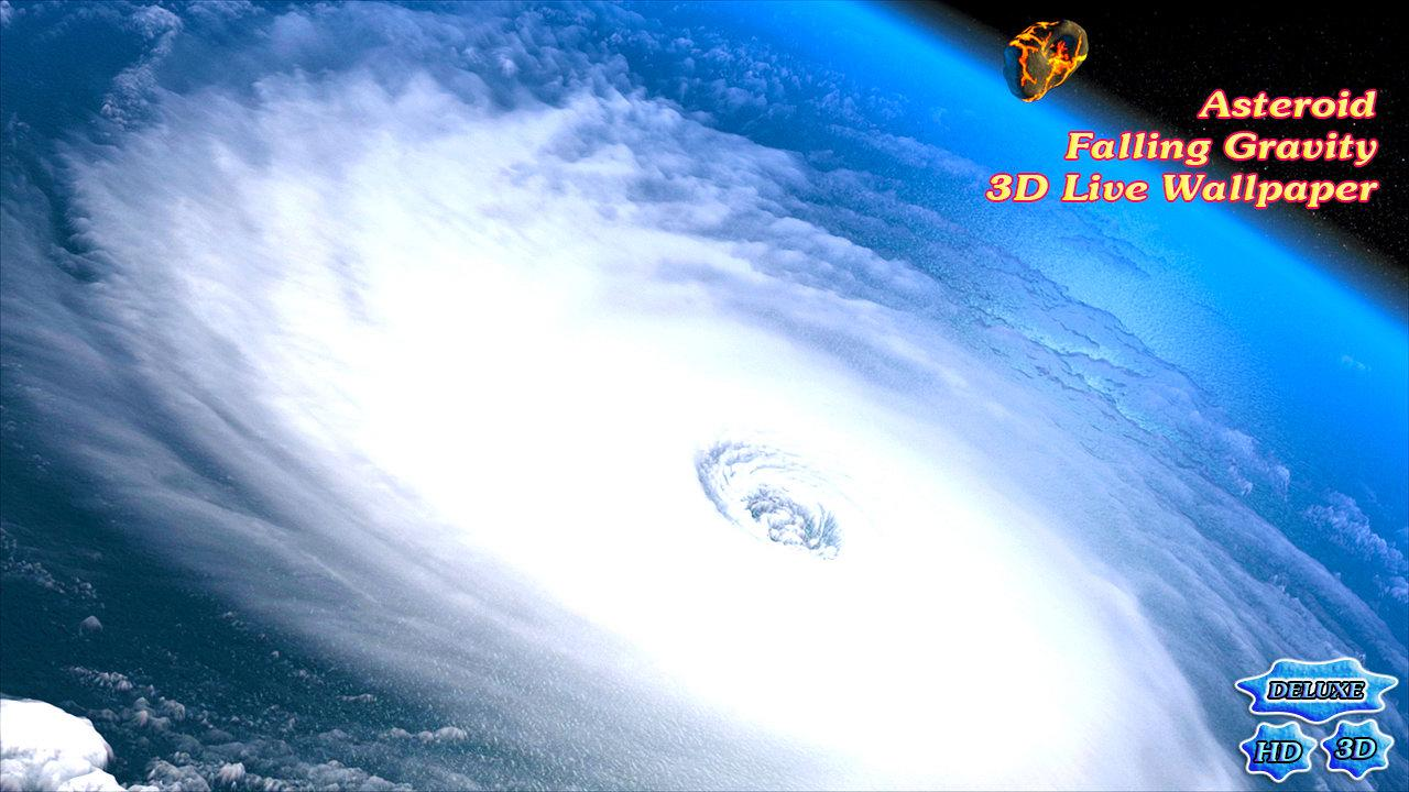 Asteroid Falling Attack 3D- screenshot