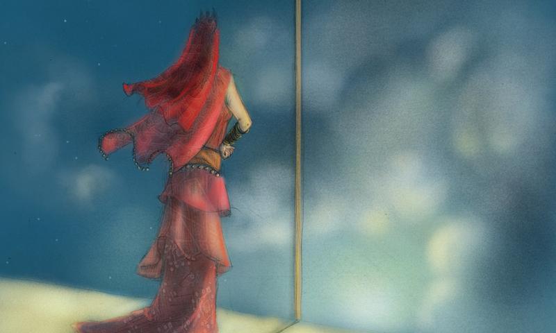 Il Sultano e Scheherazade- screenshot