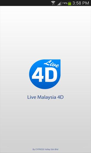 Live Malaysia 4D