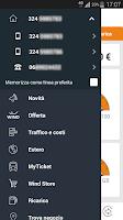 Screenshot of MyWind (App ufficiale Wind)