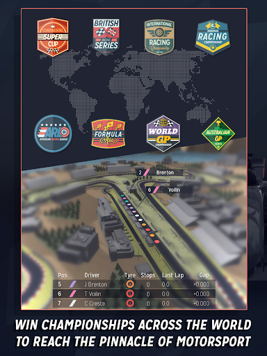 Motorsport Manager Games for Android screenshot