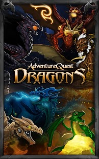 AdventureQuest Dragons- screenshot thumbnail