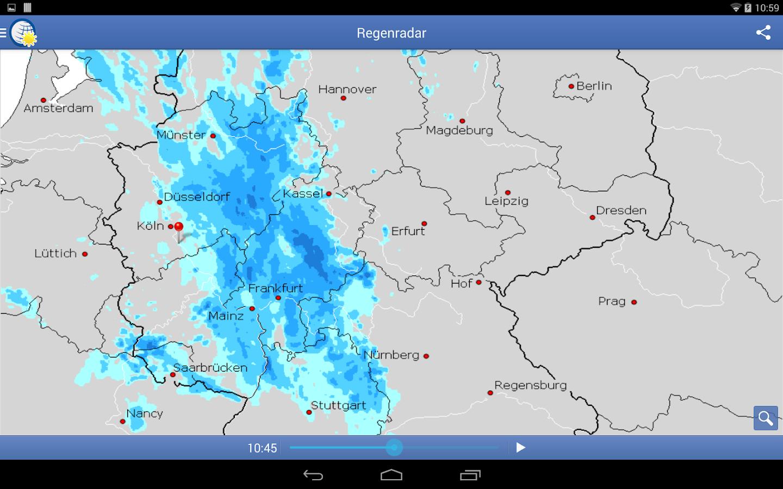 News Wetter App