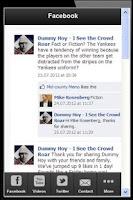 Screenshot of Dummy Hoy App