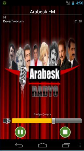Radyo Arabesk - Damar FM