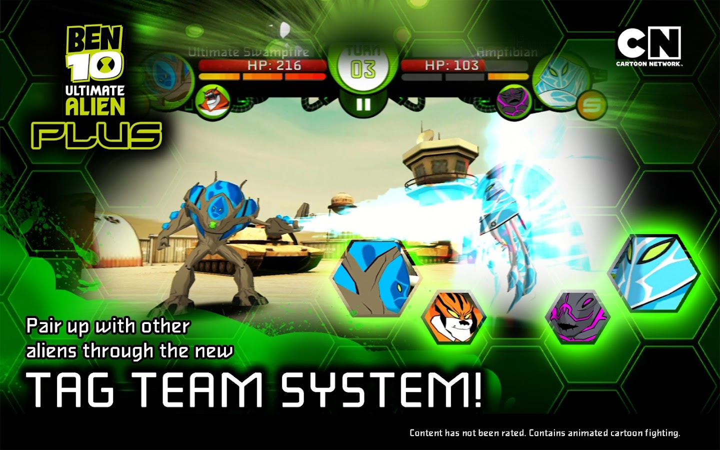Ben 10 Xenodrome Plus  Android Apps on Google Play