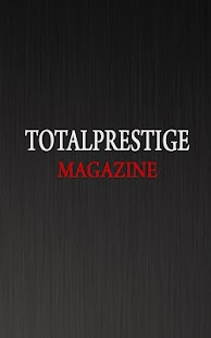 Totalprestige Magazine - screenshot thumbnail