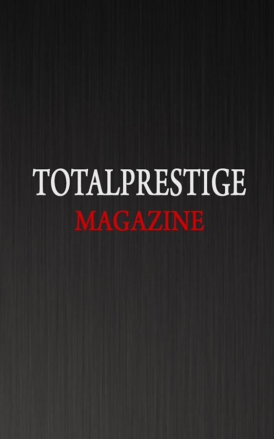 Totalprestige Magazine - screenshot