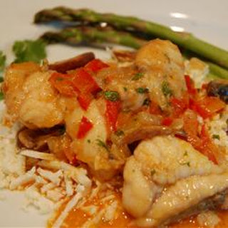 Thai Monkfish Curry Recipe
