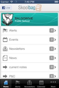Balgownie Public School - screenshot thumbnail