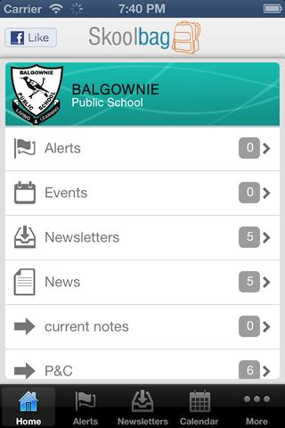 Balgownie Public School - screenshot