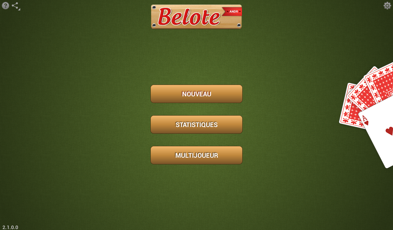 Belote Andr - screenshot