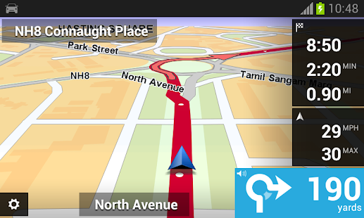 TomTom India - screenshot thumbnail