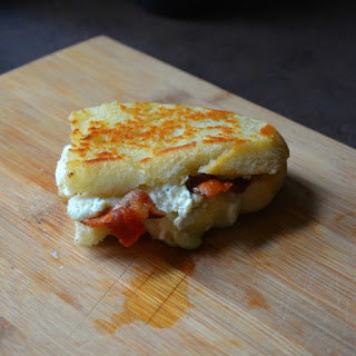 Adult Grilled Cheese Sandwich So Good You Won't Want to Share!