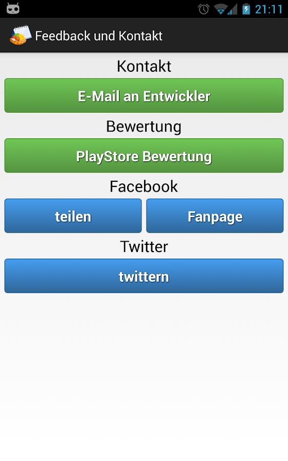 Obst- und Gemüsekalender- screenshot