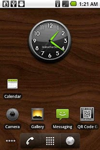 Awesome Clock Widget - screenshot thumbnail