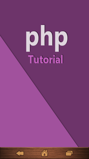 Free PHP Tutorial