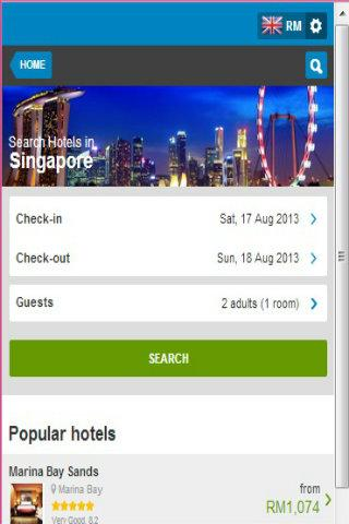 Singapore Hotels Up to 90 OFF