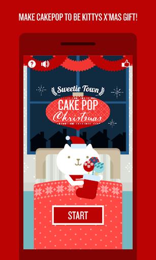 Cakepop Christmas-Sweetie Town