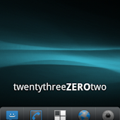 Blue Theme for CyanogenMod