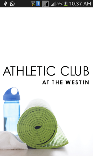 Athletic Club at The Westin