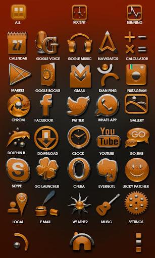 【免費個人化App】橙HD動態壁紙-APP點子