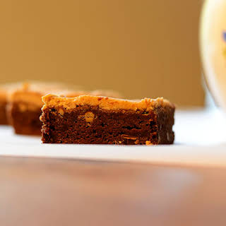 Mocha Cappuccino Brownies.