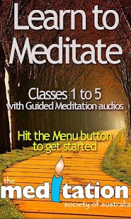 Learn to Meditate 1-5 - screenshot thumbnail