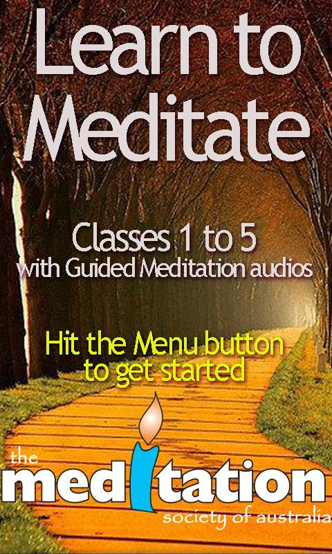 Learn to Meditate 1-5 - screenshot