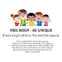 KIDS BOOK - Be Unique icon