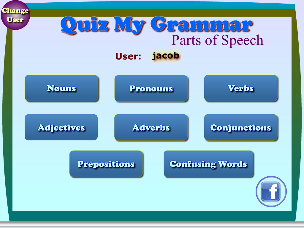 Grammar Parts of Speech free - Android Apps on Google Play