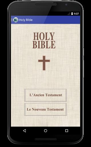 French Bible-Louis Segond Free