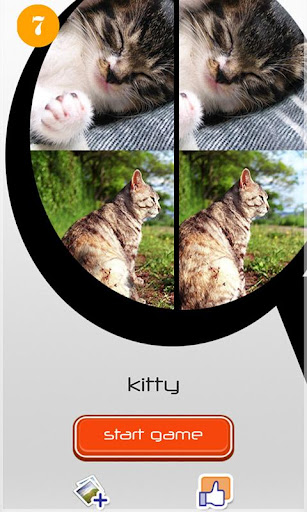 Find Differences 7 - Kitty