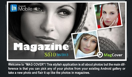 Mag Cover - Magazine Styles