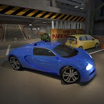 Night Garage Car Parking 3D 1.2 Apk
