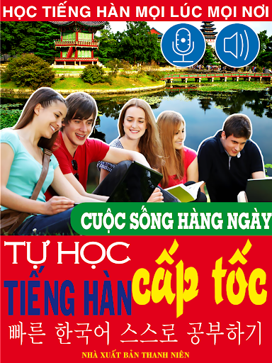 Giao tiếp thường ngày Hàn Việt