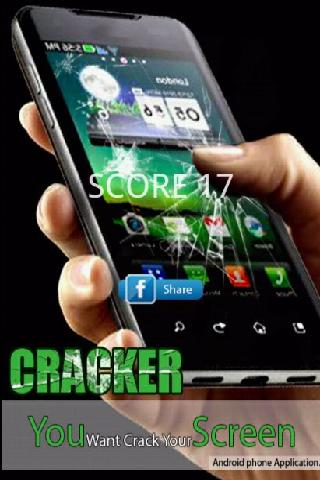 CRACKER - screenshot