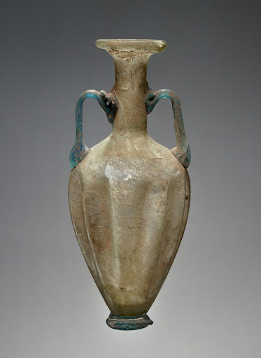 Amphora with Indentations