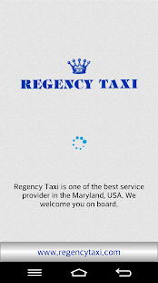 Regency Taxi- screenshot thumbnail