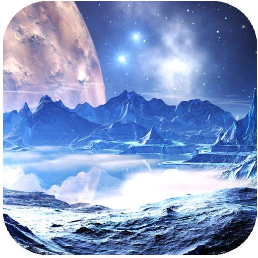 星空童話壁紙 個人化 App LOGO-APP開箱王