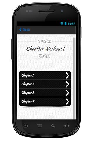 玩健康App|Shoulder Workout Guide免費|APP試玩
