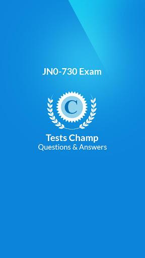 Quick JN0-730 Exam Preparation