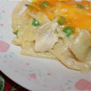 Chicken Spaghetti Casserole II.