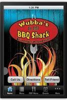 Screenshot of Wubba's BBQ